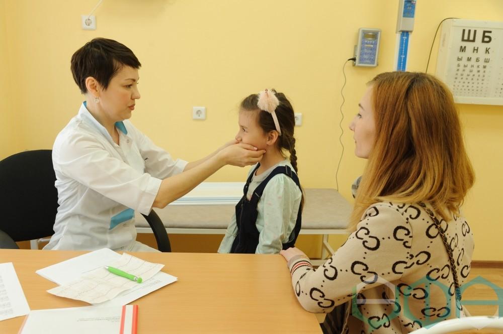 В Кировском районе Уфы начал свою работу филиал детской поликлиники №2