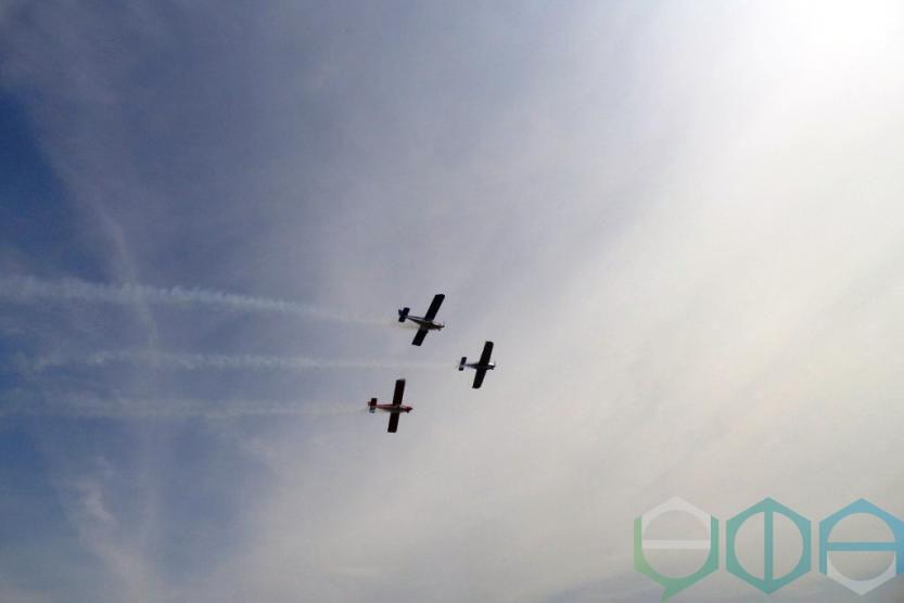 На аэродромном комплексе «Первушино» прошел праздник в честь Дня авиации и воздушного флота