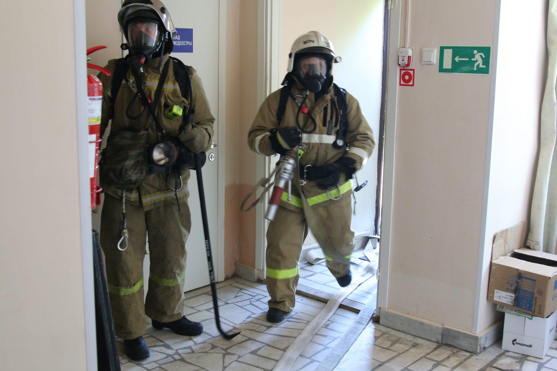 Ложный вызов пожарных может привести к непоправимым последствиям