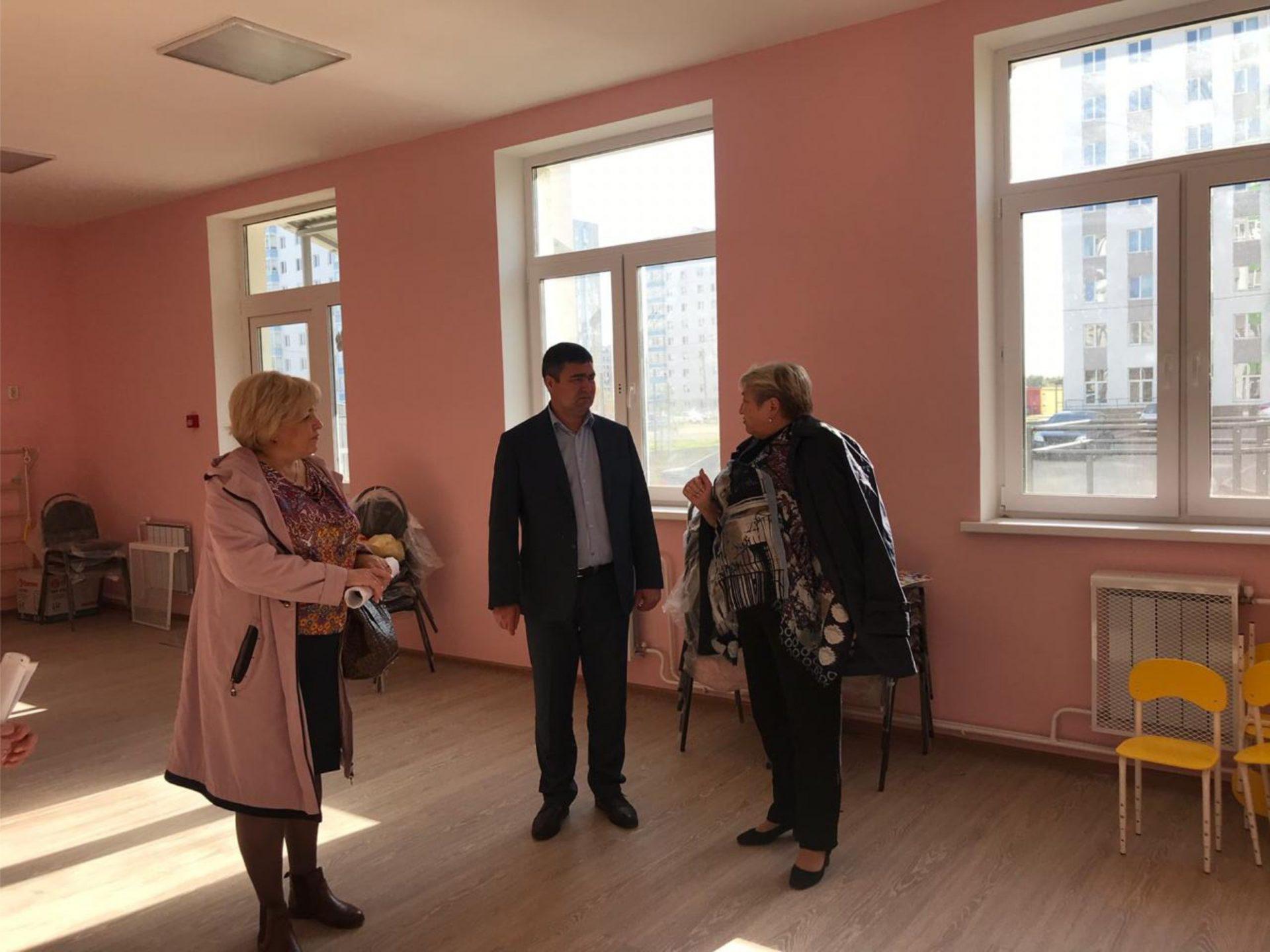 В Кузнецовском затоне откроется детский сад