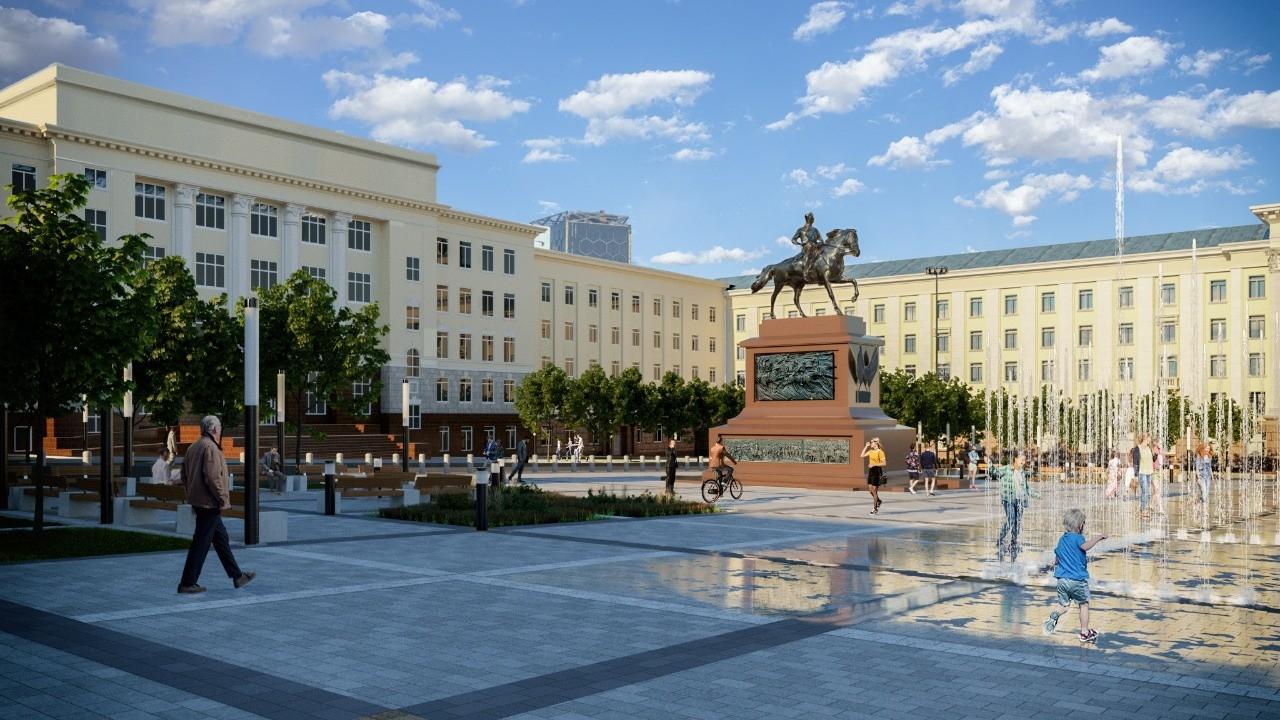 Советская площадь Уфы – как все будет на самом деле