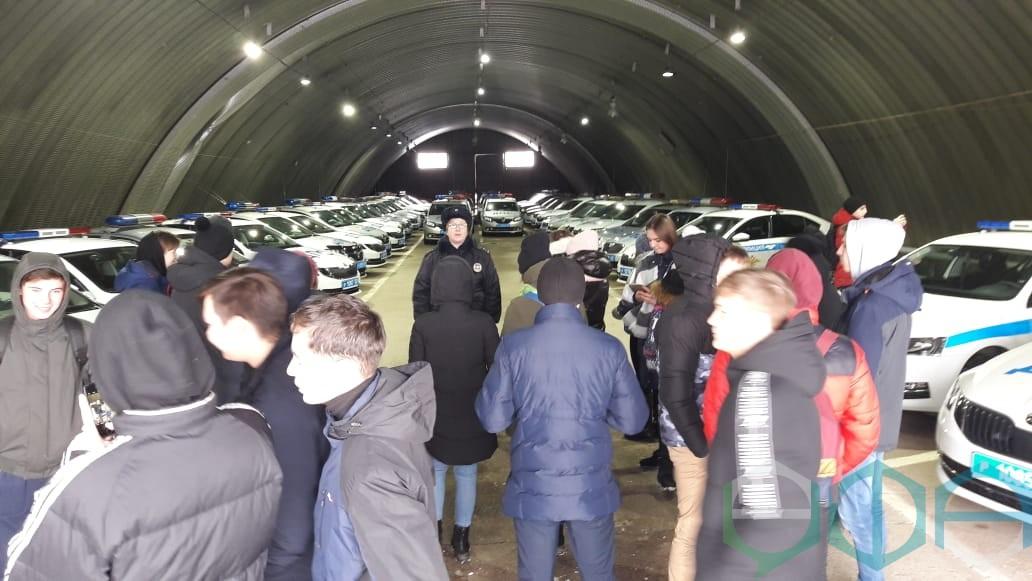 В Уфе прошёл день открытых дверей для учащихся машиностроительного колледжа