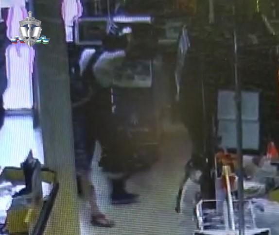 Раскрыта кража банкомата из супермаркета