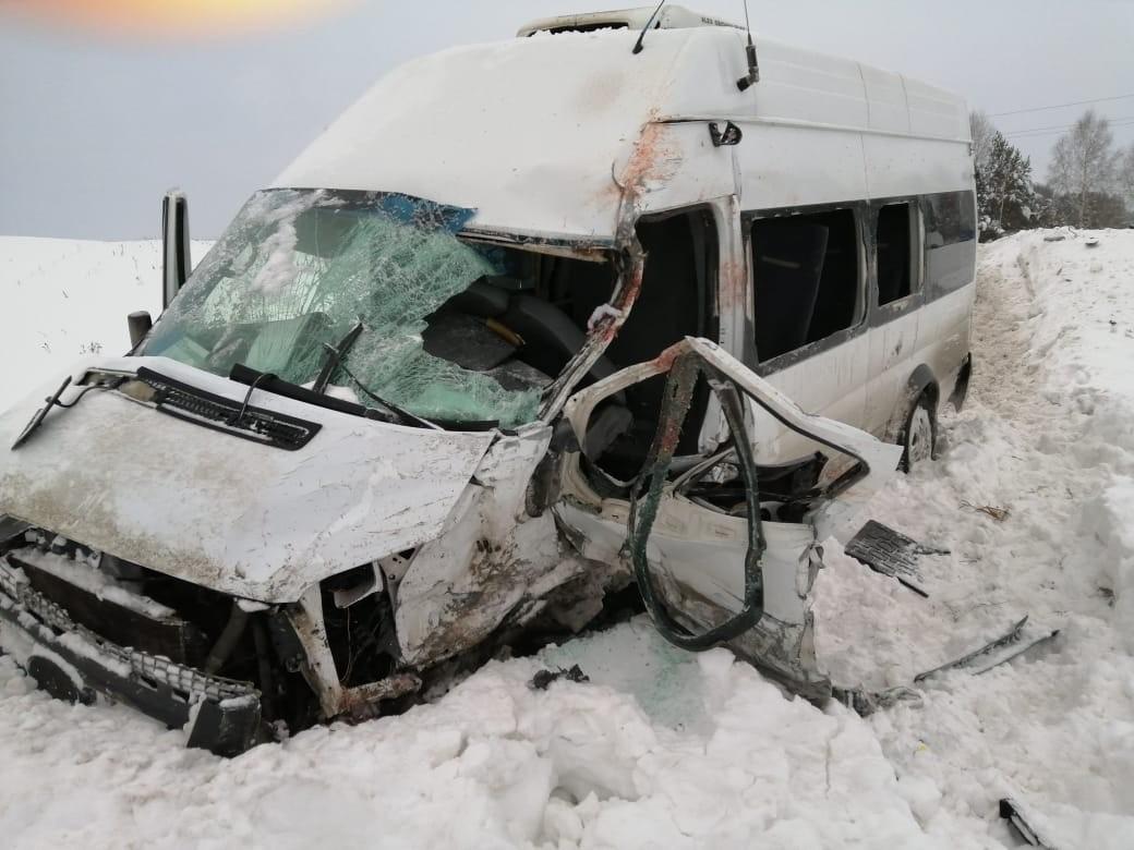 По факту ДТП с автобусами, в котором погибли дети, возбуждено уголовное дело