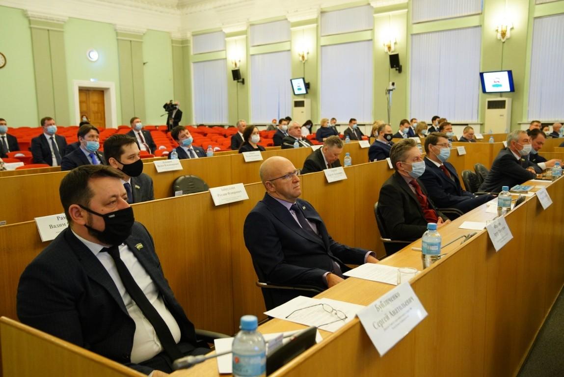 Сергей Греков – о планах социально-экономического развития города Уфы