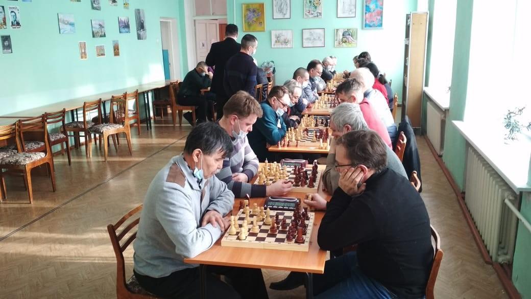 Состоялся турнир по быстрым шахматам памяти Героя Советского Союза А.Алымова