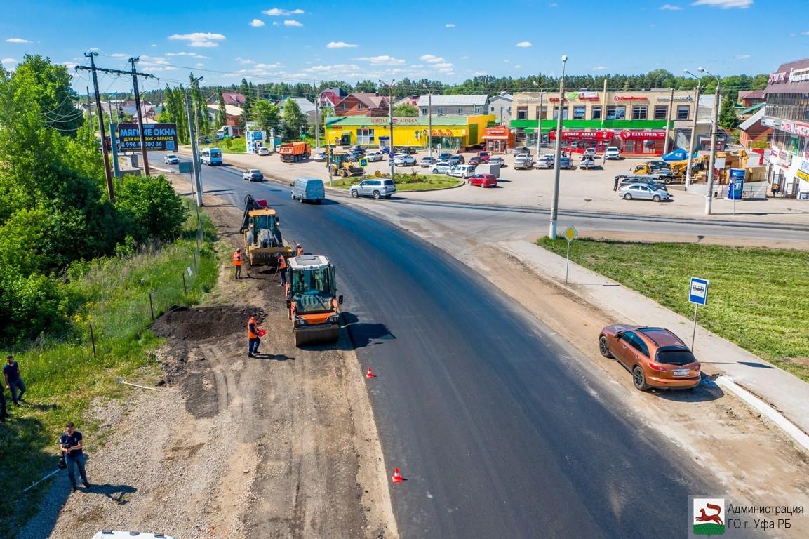 Представители СМИ ознакомились с тем, как осуществляется контроль за ходом ремонта дорог в Уфе