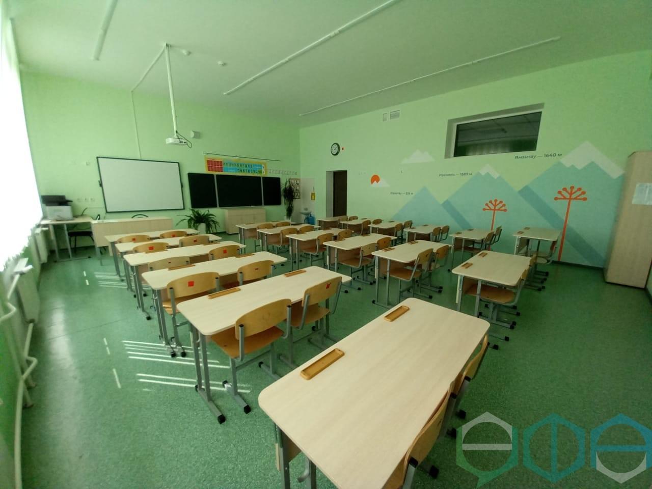 Все школы Уфы готовятся к новому учебному году